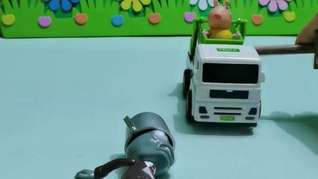 趣味童年:僵尸病倒了被谁开车送去医院了呢