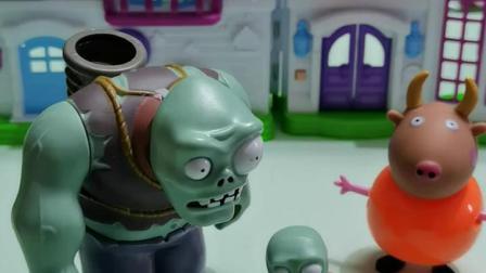 趣味童年:同学们都跟老师问好,小僵尸不说话
