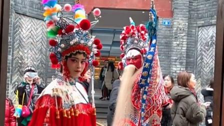 希望有更多人爱上戏曲,爱上传统文化!