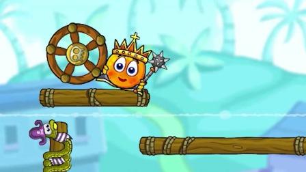 保护橙子:炸弹兄弟保护小橙子!