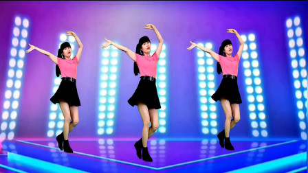 动感广场舞《老百姓的事》平凡的一生特别有意思,一起跳吧!