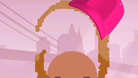 小游戏:一般人剪不出这样的发型,你觉着呢