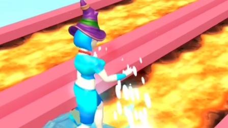 白雪被魔王抓了,最强魔法师去拯救她