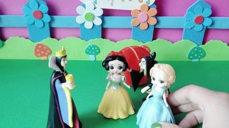益智玩具:王后不知道该相信谁