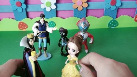 益智玩具:贝儿想要继承王后的王位