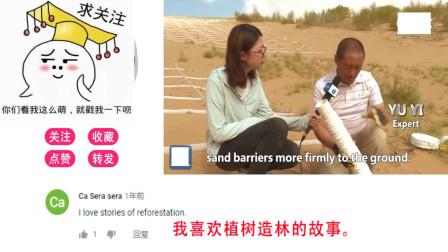 老外看中国:中国治理沙漠纪录片,库布齐沙漠,中国最没有尊严的沙漠!