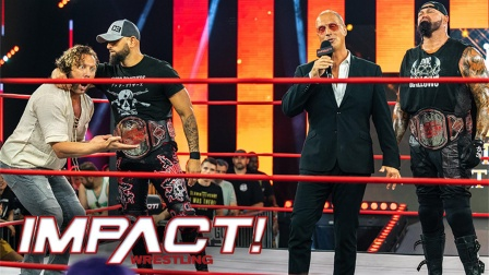 TNA iMPACT Wrestling 2021.07.30 第886期 1080P