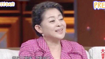 倪萍一生中五个男人,最难忘的却是陈凯歌和郭达,命运在作弄她!