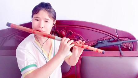 0016《红尘情歌》笛子演奏