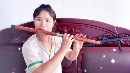 0017《夫妻双双把家还》笛子演奏