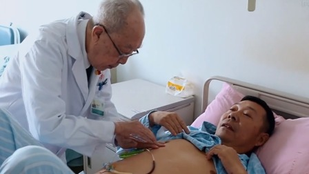缅怀中国肝胆之父吴孟超!妙手回春救治无数患者 时间的答卷 20210730