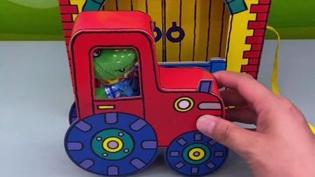 小可爱们,你们喜欢这个小火车么?