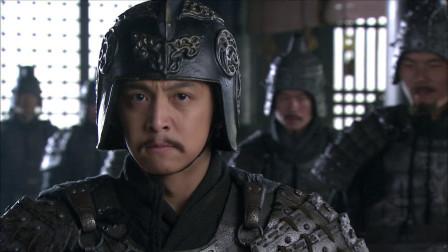 新三国:三个儿子不相上下,都抢着要做先锋大将,袁绍开始为难了