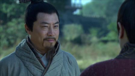 新三国:许攸的担心灵验,刘备果然想逃离,毕竟袁绍不能成大事