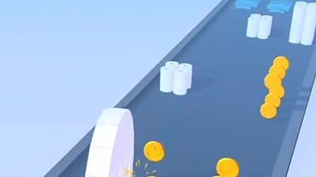 小游戏:你能让卫生纸变得更大吗