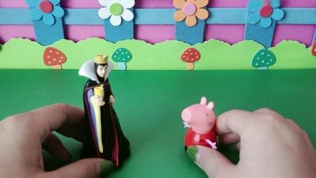 益智玩具:王后要去救白雪