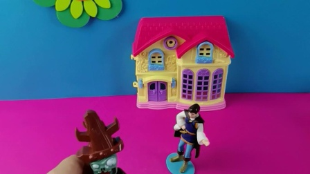 少儿益智:王子来找白雪公主啦