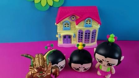 少儿益智:公主买走了一个玩具