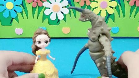 益智玩具:贝儿要去找巫婆婆