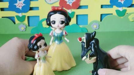 益智玩具:小雪儿的妈妈终于恢复正常了