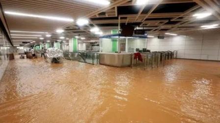 云南省首次地铁站点淹积水实战演练,网友狂赞:太有远见啦!