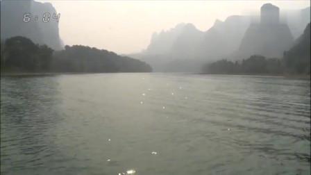 老外第一次到桂林惊叹:像游戏中的画面,原来上帝把天堂给了这里