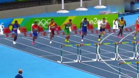 奥运会赛场上的失误瞬间!日本选手最搞笑,中国罕见失误泪目了!