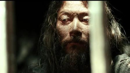 铁木真被关进铁牢,僧侣恳请他有朝一日称霸后,不要毁掉寺庙