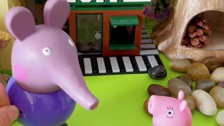 猪妈妈的孩子都跑到哪里去了?