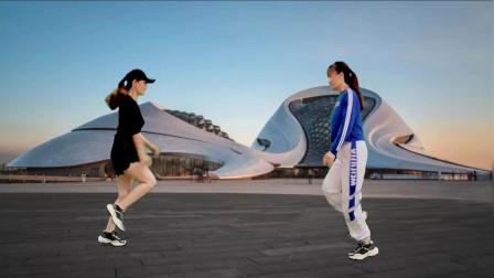 广场舞《零度桑巴 》32步,双人对跳,简单好看好学