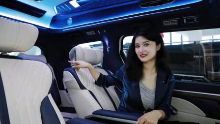 30万-100万,豪华商务车大盘点!传祺M8竟和奔驰丰田一起入围?