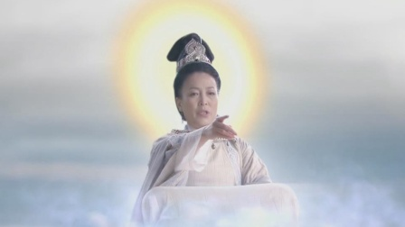 四大菩萨就是灵山菩萨之首?那你看她是谁?