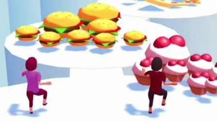 小游戏:我把全部汉堡都吃掉了