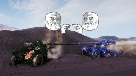 坦克世界精彩top,较量