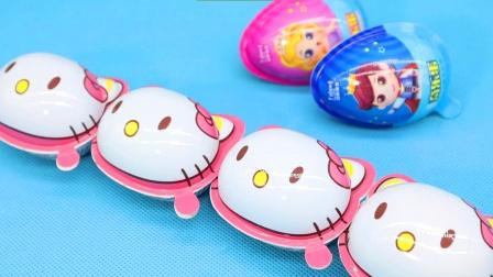 欢乐奇趣蛋:凯蒂猫和魔法奇乐玩具蛋