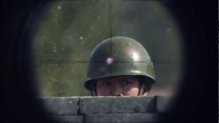 最后关头解除炸弹,神枪手一个举动,战友泪目奔去!