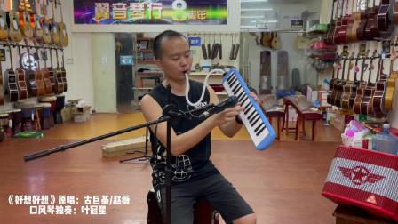 看过《情深深雨濛濛》,一首主题曲,唱哭好多人,口风琴独奏