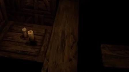 我们何尝不是这根小蜡烛呢  #游戏结局  #蜡烛人