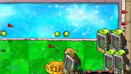植物大战僵尸beta版:植物僵尸2,火爆辣椒炸整排!