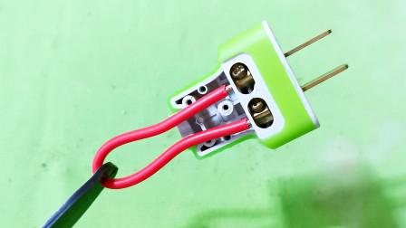 名副其实的防触电神器,老电工都在用,就算有人误合闸也不会触电