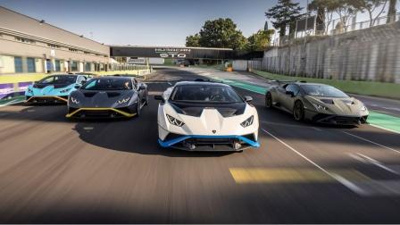 2022 兰博基尼 Lamborghini Huracán STO 宣传片