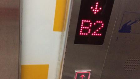 [北京地铁]9号线军事博物馆站无障碍电梯