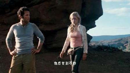 大峡谷(上):夫妻绝命之旅3天2夜,能否逃生?
