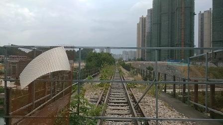 老娄邵铁路娄底市段2021,8,4