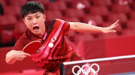 张本智和赛场大吼却被日本骂滚回中国?