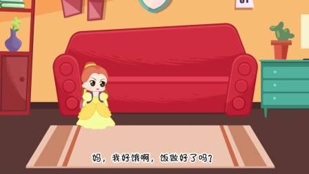 亲子动画:妈妈的选择性失聪,内容过于真实,真是太搞笑了