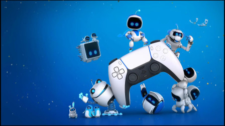 PS5《手柄使用指南之宇宙机器人》实况录像06 7分钟挑战(完结)