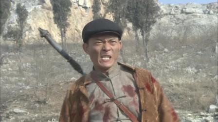 飞虎队:鬼子以为八路死了,没想到突然诈尸,把他打得七窍流血