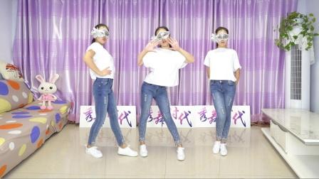 秀舞时代 微微 少女时代 OH 舞蹈 10
