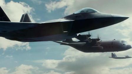 黑科技战机无人能敌,你的导弹能近身算我输